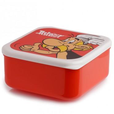 Asterix, Obelix & Idefix (Dogmatix) Set of 3 Plastic Lunch Boxes