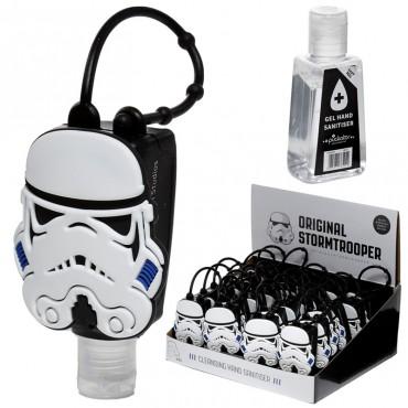 Star Wars Stormtrooper Gel Hand Sanitiser and Holder