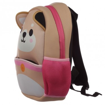 Adoramals Shiba Inu Dog Neoprene  Backpack