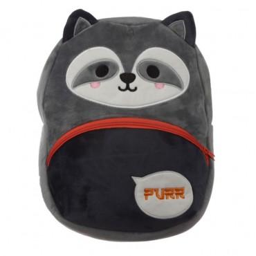 Adoramals Raccoon Plush  Backpack