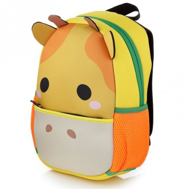 Adoramals Giraffe Neoprene Backpack