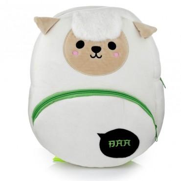 Adoramals Sheep Plush Backpack