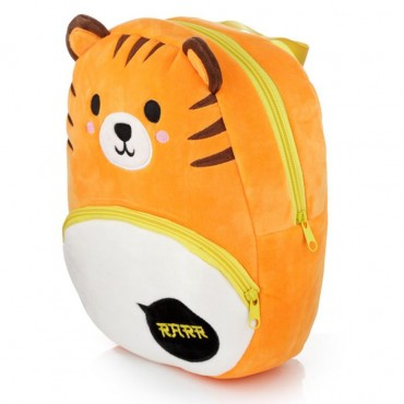 Adoramals Tiger Plush Backpack