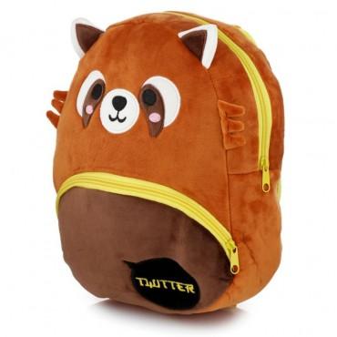 Adoramals Red Panda Plush Backpack