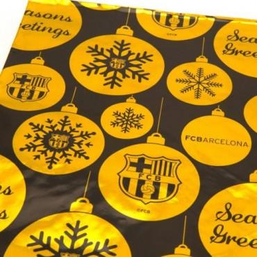 FC Barcelona Christmas Wrap