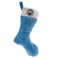 Manchester City FC Christmas Stocking