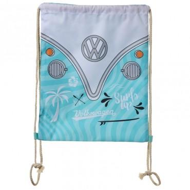 Volkswagen VW T1 Camper Bus Surf Adventure Gym Bag