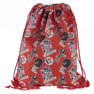 Mr Bean Long Live the Bean Drawstring Bag