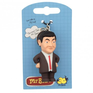 Mr Bean Talking LED Keyring