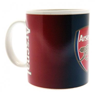 Arsenal FC Heat Changing Ceramic Mug