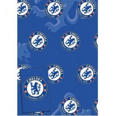 Chelsea FC Gift Wrap