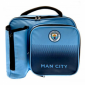 Manchester City FC Lunch Bag and Bottle Holder