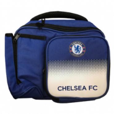 Chelsea FC Lunch Bag and Bottle Holder