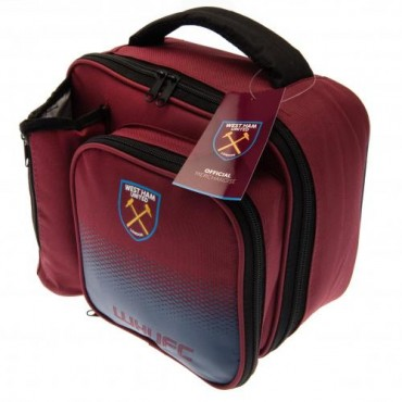 West Ham United FC Lunch Bag and Bottle Holder