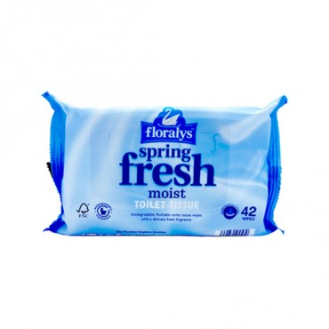 Floralys Spring Fresh Moist Tissue