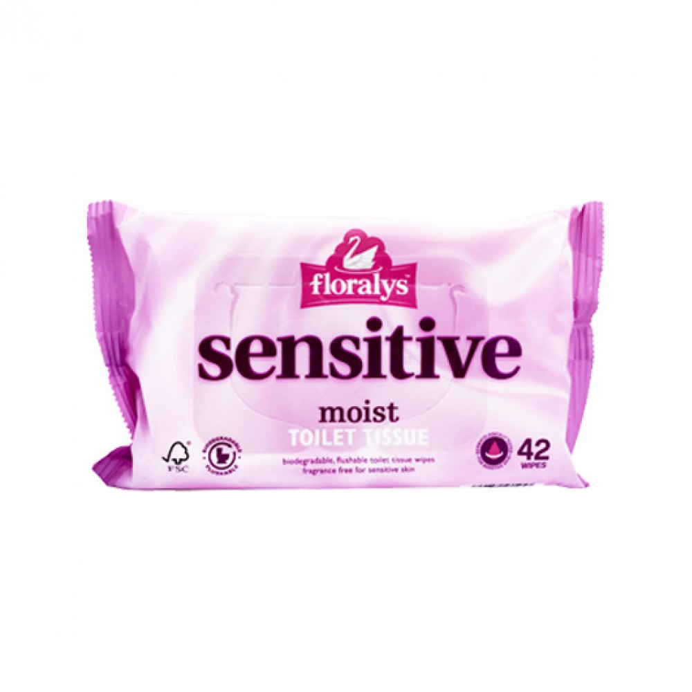 Floralys Sensitive Moist Tissue