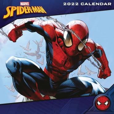 Spider-Man Calendar 2022