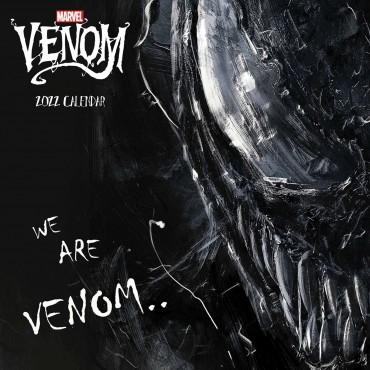Venom Calendar 2022