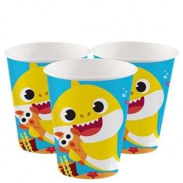 Baby Shark Cups - 266ml