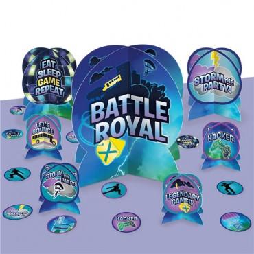Battle Royal Table Decorating Kit (each) 282412