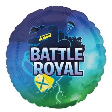 "Battle Royal Balloon - 18"" Foil (each) 4038201"