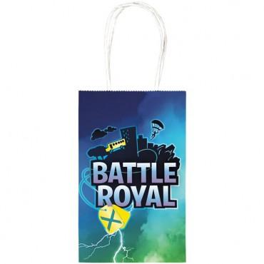 Battle Royal Paper Party Bags 162412