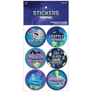 Battle Royal Sticker Set 152412