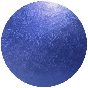 """Blue Round Cake Drum - 10"""" (each) D007"""
