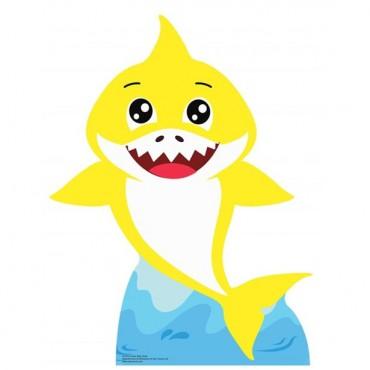Baby Shark Cardboard Cut Out - 93cm (each)