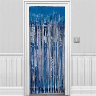 Blue Foil Curtain - 2.4m (each) 24200-105