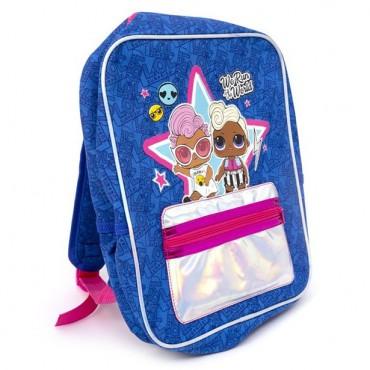 LOL Surprise Holographic Pocket Backpack (each)