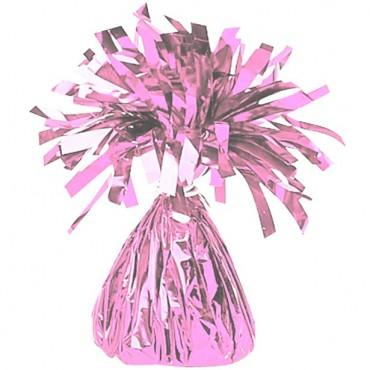 Pink Foil Balloon Weight - 170g