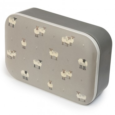 Willow Farm Sheep Lunch Box - Bamboo Composite