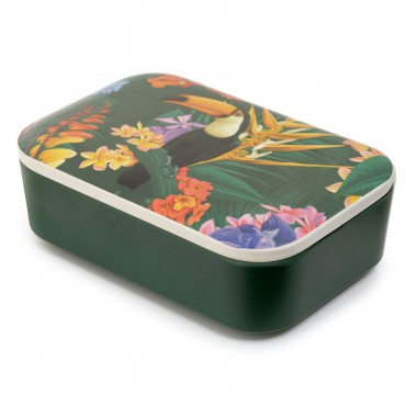 Toucan Party Lunch Box - Bamboo Composite