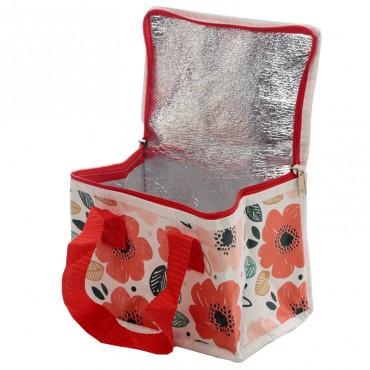 Poppy Fields Lunch Bag