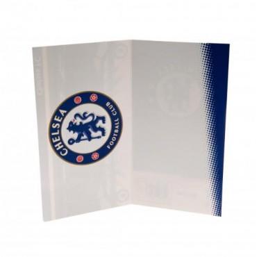 Chelsea FC Birthday Card Stadium