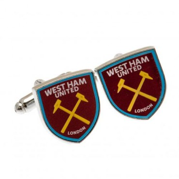 West Ham United FC Cufflinks