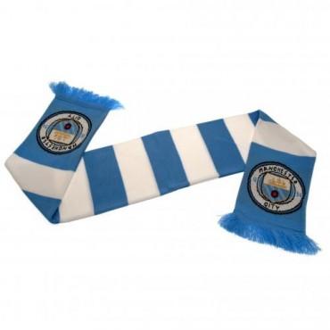 Manchester City FC Bar Scarf