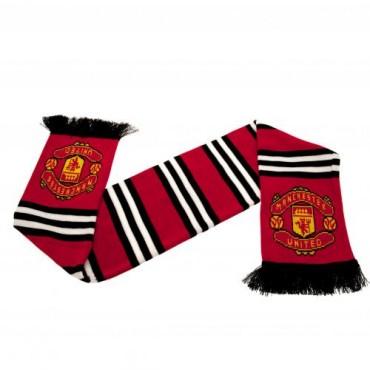 Manchester United FC Bar Scarf
