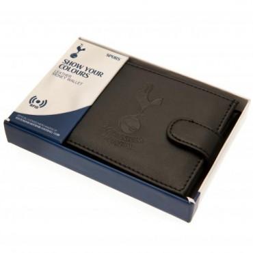 Tottenham FC RFID Anti Fraud Leather Wallet