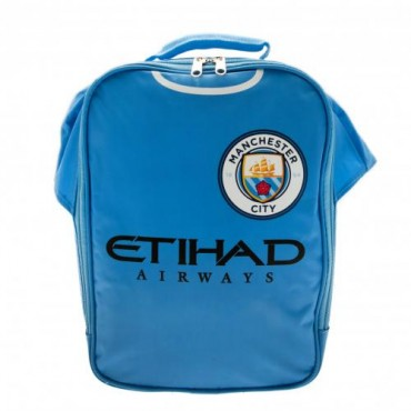 Manchester City FC Kit Lunch Bag