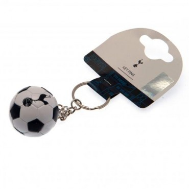 Tottenham FC Football Keyring