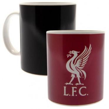 Liverpool FC Heat Changing Ceramic Mug