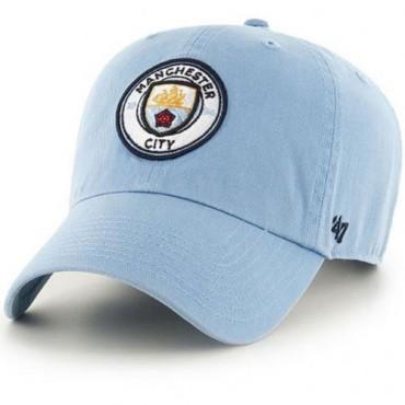 Manchester City FC Baseball Cap