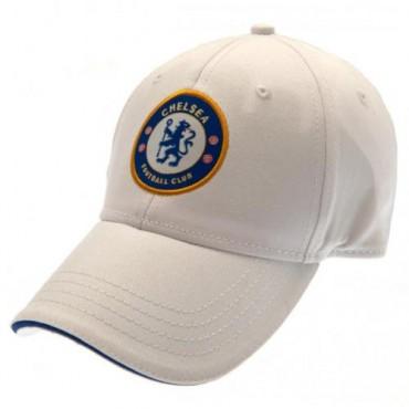 Chelsea FC Baseball Cap - White
