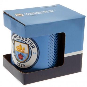 Manchester City FC Ceramic Mug FD