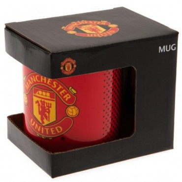 Manchester United FC Ceramic Mug FD