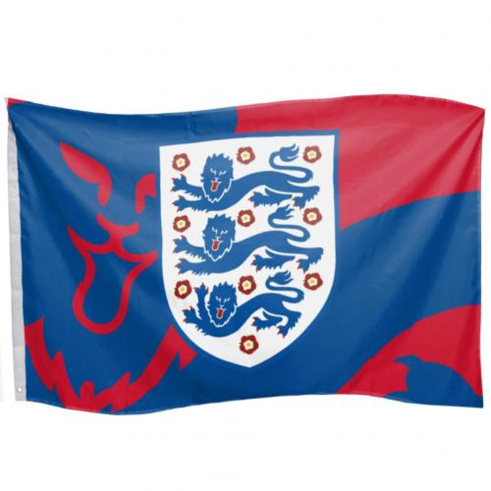 England FA Flag LN